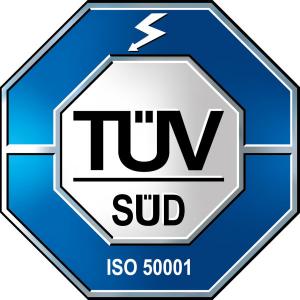 Müller Kunststofftechnik ISO50001